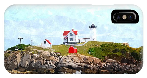 Nubble Light Nlwc IPhone Case