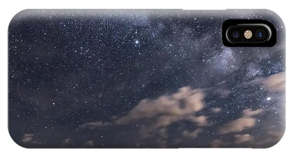Nubble Lighthouse Under The Milky Way IPhone Case