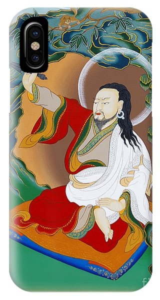 Nubchen Sangye Yeshe IPhone Case