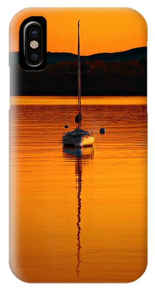 Nuclear Sunset IPhone Case