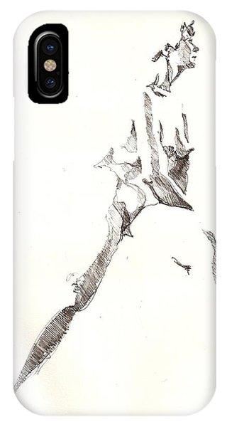 Nude 6 IPhone Case