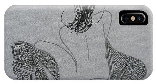 Nude II IPhone Case