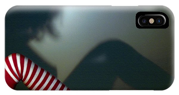 Nude Shadow  Phone Case by Steven Digman