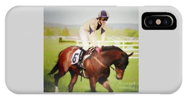 IPhone Case featuring the photograph Number 6 by Ola Allen