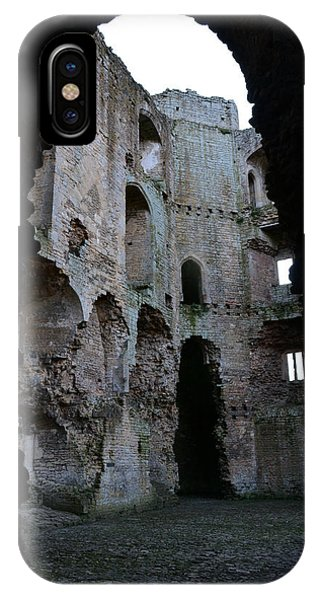 Nunney Castle IPhone Case