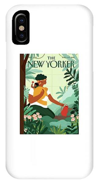 Nurture IPhone Case