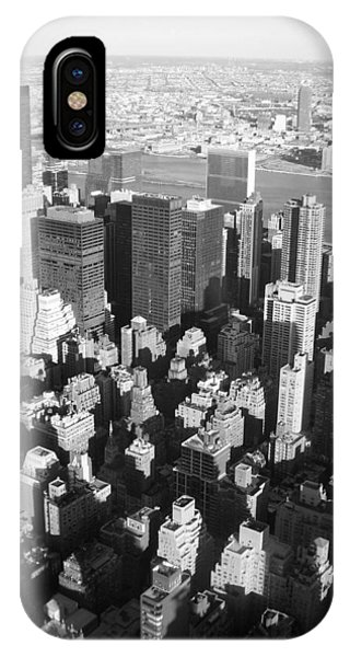 Nyc Bw IPhone Case