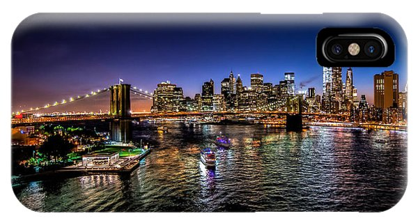 Nyc Skyline IPhone Case