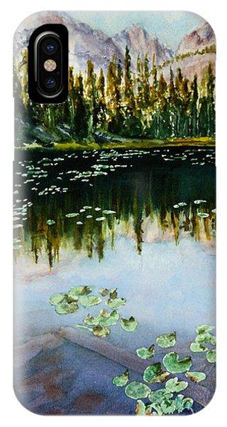 Nymph Lake IPhone Case