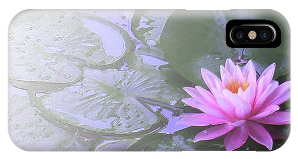 Nz Lily IPhone Case