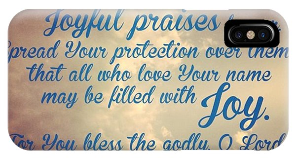 Design iPhone Case - O Lord, Hear Me As I Pray;  Pay by LIFT Women's Ministry designs --by Julie Hurttgam