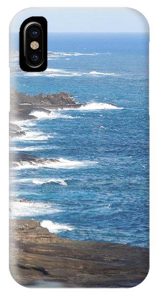 Oahu Coastline IPhone Case