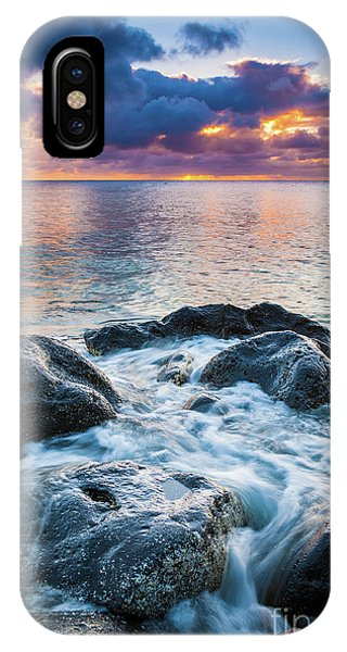 Oahu iPhone Case - Oahu Shoreline by Inge Johnsson