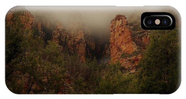 Oak Creek Canyon Arizona IPhone Case