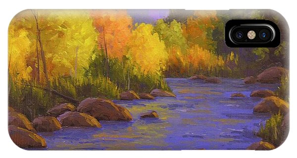 Arizona iPhone Case - Oak Creek Color Show by Cody DeLong