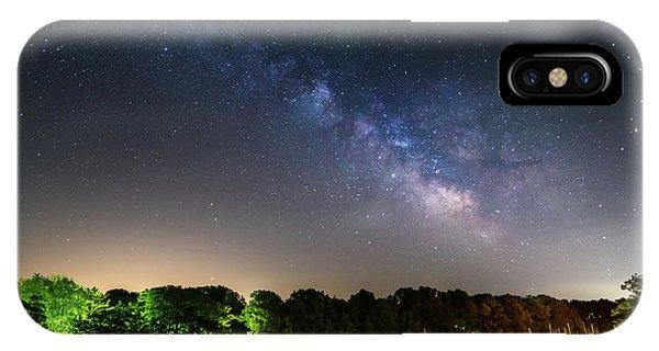 Oak Orchard Milky Way IPhone Case