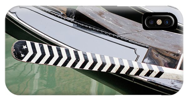 Oar Gondola Venice IPhone Case