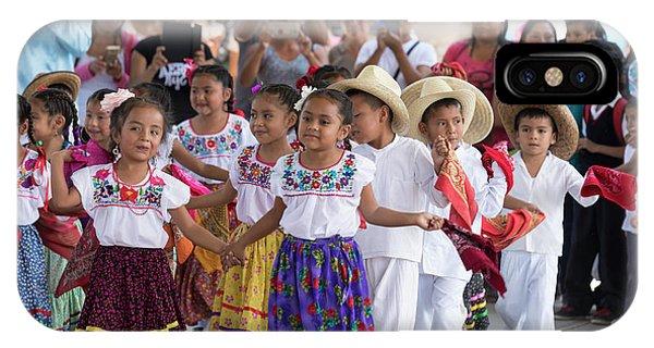Oaxacan Heritage Fair IPhone Case