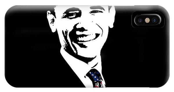 Change iPhone Case - Obama Graphic by War Is Hell Store