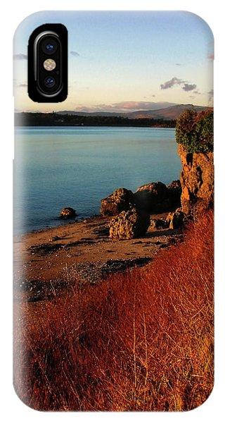 Oban Sunset IPhone Case