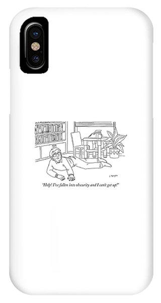 Obscurity IPhone Case