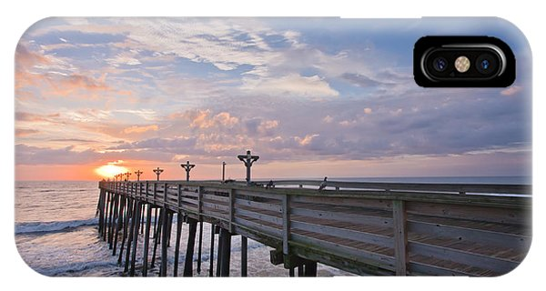 Obx Sunrise IPhone Case
