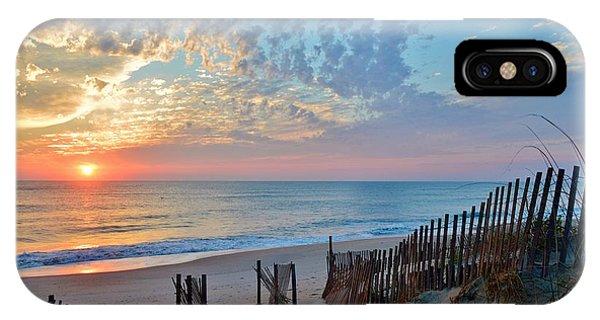 Obx Sunrise September 7 IPhone Case