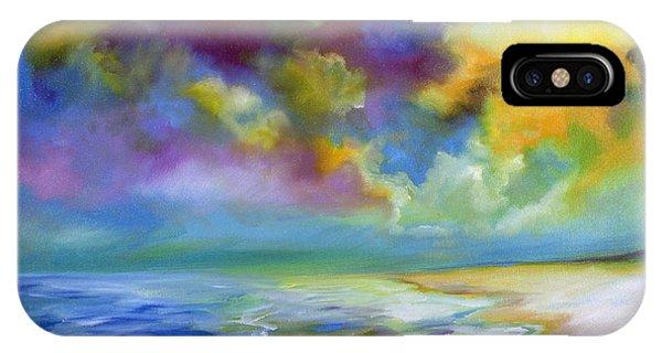 Ocean And Beach IPhone Case
