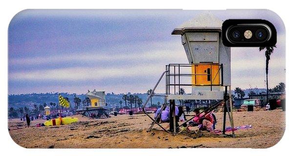 Ocean Beach IPhone Case