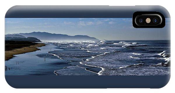 Ocean Beach San Francisco IPhone Case