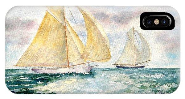 Ocean Belles IPhone Case