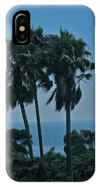 Ocean Brezze Palms IPhone Case
