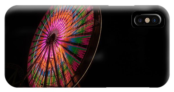 Ocean City Ferris Wheel 2 IPhone Case