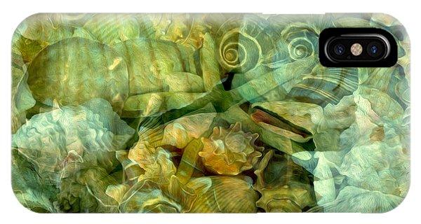 Ocean Gems Underwater IPhone Case