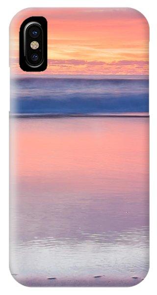 Abstract iPhone Case - Ocean Glow by Az Jackson