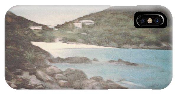 Ocean Inlet Landscape IPhone Case