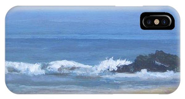 Ocean Meets Jetty IPhone Case
