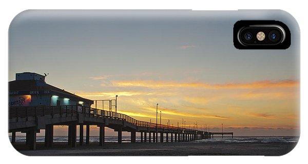 Ocean Pier IPhone Case