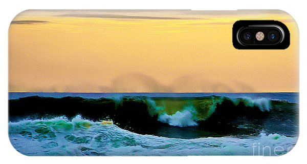 Ocean Power IPhone Case