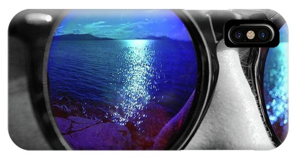 Ocean Reflection IPhone Case