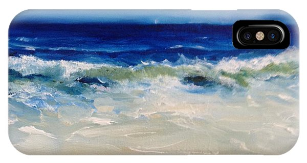 Ocean Roar IPhone Case
