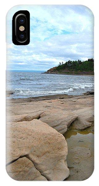 Ocean Rocks - Nova Scotia IPhone Case