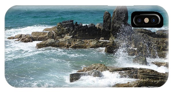 Ocean Spray Mid-air IPhone Case
