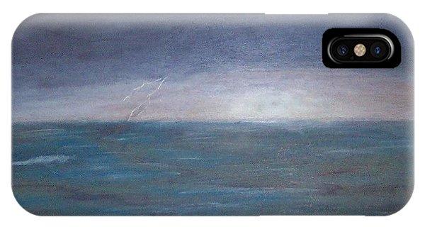Ocean Storm IPhone Case