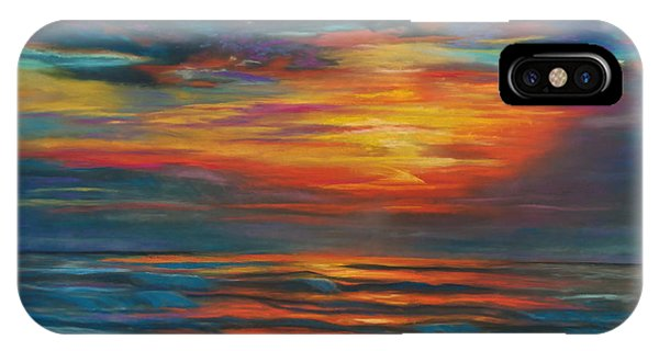 Ocean Sunrise IPhone Case