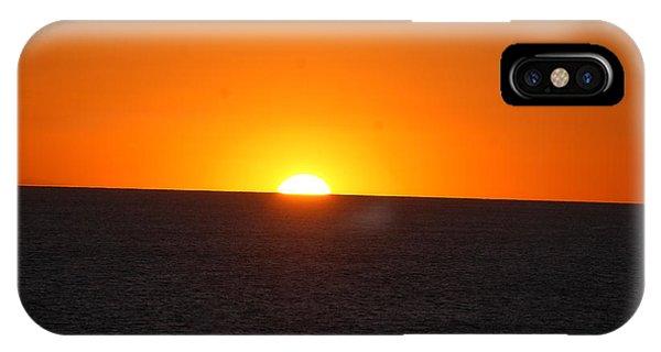 Ocean Sunset IPhone Case