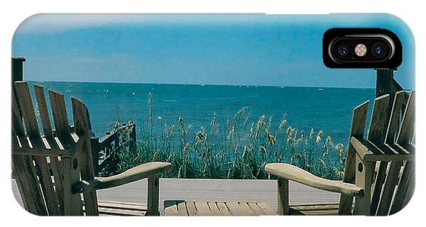 iPhone Case - Ocean View by Cynthia Leaphart
