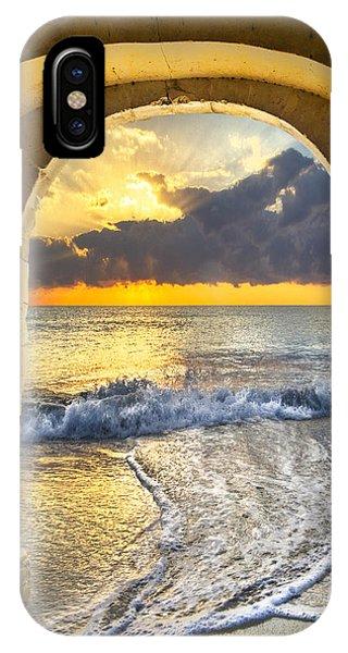 Boynton iPhone Case - Ocean View by Debra and Dave Vanderlaan