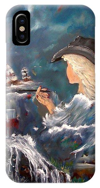 Ocean Wine IPhone Case