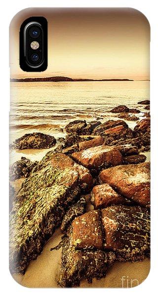 Nobody iPhone Case - Oceanic Harmony by Jorgo Photography - Wall Art Gallery